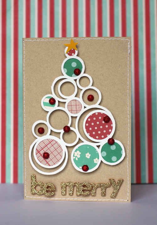 Handmade Christmas Card