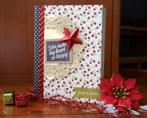 Just a Note Gift Set 12.4.13
