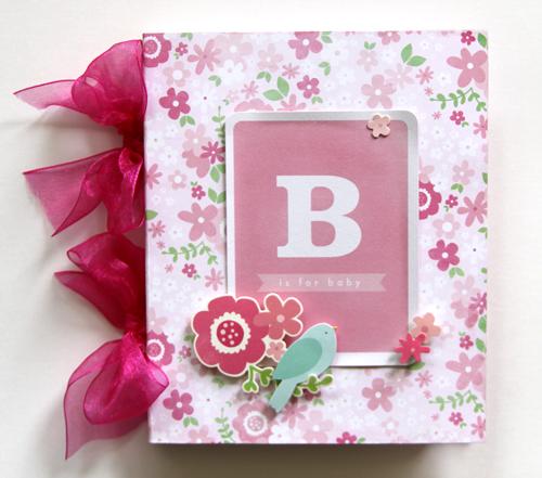 B-is-for-Baby-Mini-Album