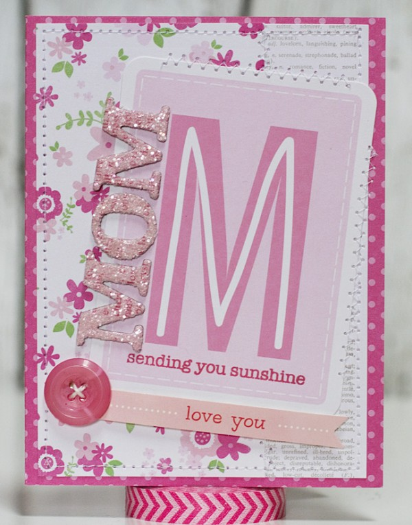 Mother's Day cards created by @justlulu for @PebblesInc using the #SpecialDelivery collection #cards #mothersday
