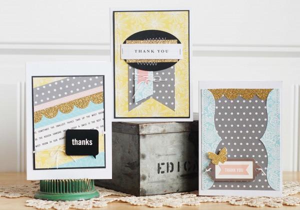Becki Adams_Thank you card set