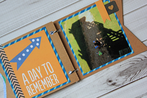 Mini size is fun size! Especially when it comes to this precious mini album made by @samanthajt using a variety of #PebblesInc lines. #minialbum #specialdelivery #gardenparty #birthdaywishes