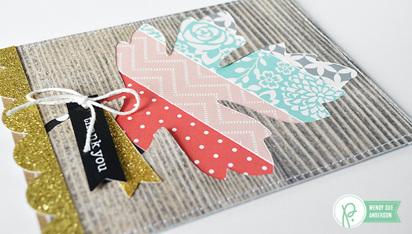Colorful Fall cards made by @wendysuea using the #homemade collection by @jenhadfield from @pebblesinc.