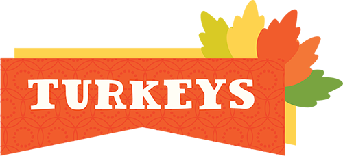 Header - Turkeys