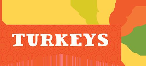 Header - Turkeys