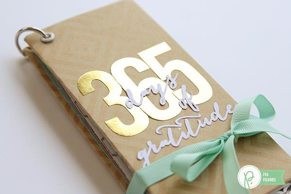 Gratitude Journal by @evapizarrov using the #JJHomeMade line from @pebblesinc