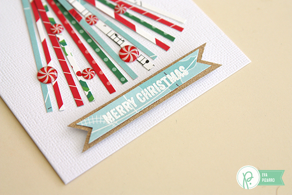 Christmas Cards by @evapizarrov using the #HomeforChristmas collection by @pebblesinc