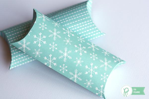 Gift packaging by @evapizarrov for @pebblesinc