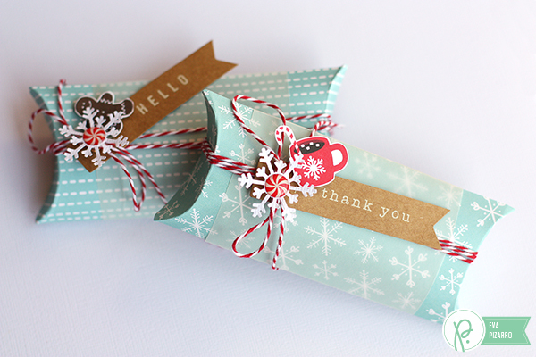 Gift packaging by @evapizarrov for @pebblesinc