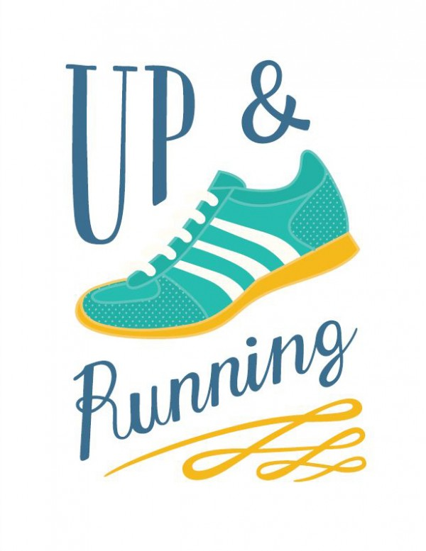 Up and Running Printable