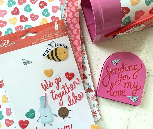 We Go Together epoxy stickers by @pebbleinc