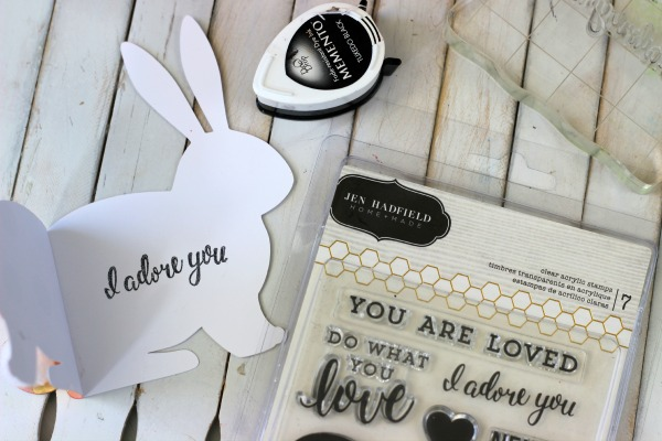 Acrylic Stamp Sentiments found in the  @pebblesinc Cottage Living collection