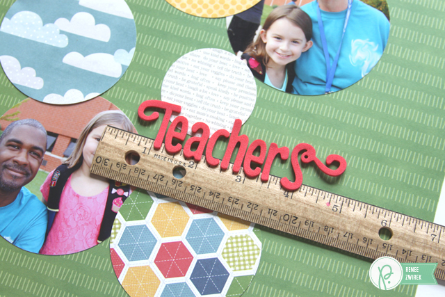 Awesome Teachers layout by @reneezwirek using the #HomeGrown and #JHCottageLiving collections by @PebblesInc. and and @Tatertots and Jello .com