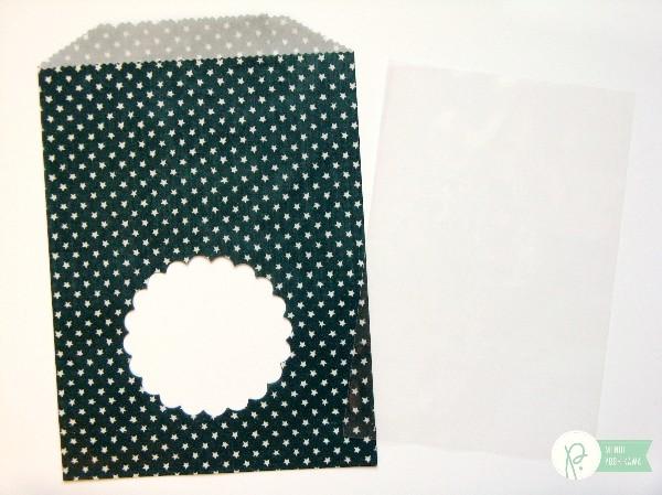Window Treat Bag Tutorial by Mendi Yoshikawa using the #Americana collection from @Pebbles @SnippetsByMendi