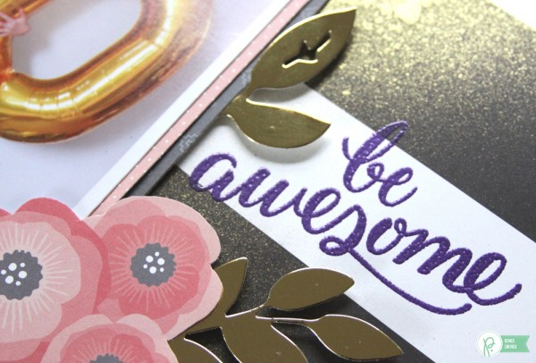 Be Awesome LO Sneak Peek 2 by Renee Zwirek