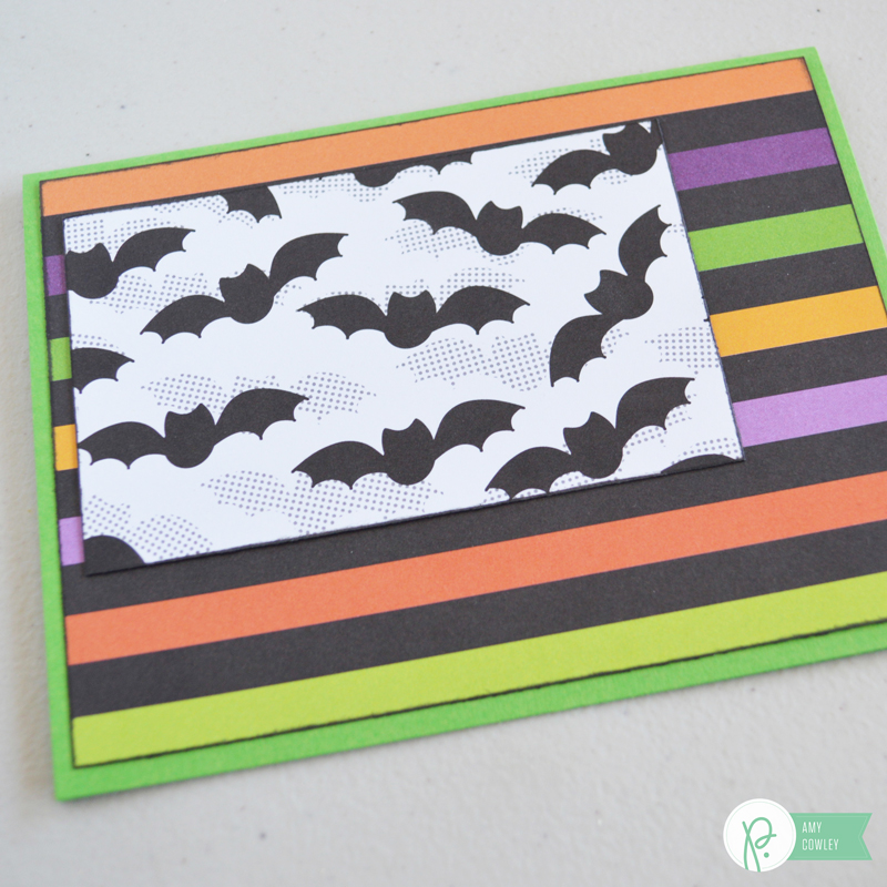 Learn to create these Halloween Treat Cards from @thehappyscraps using the @pebblesinc Boo! Collection.