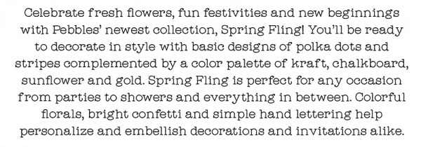 Spring Fling Collection Description 3