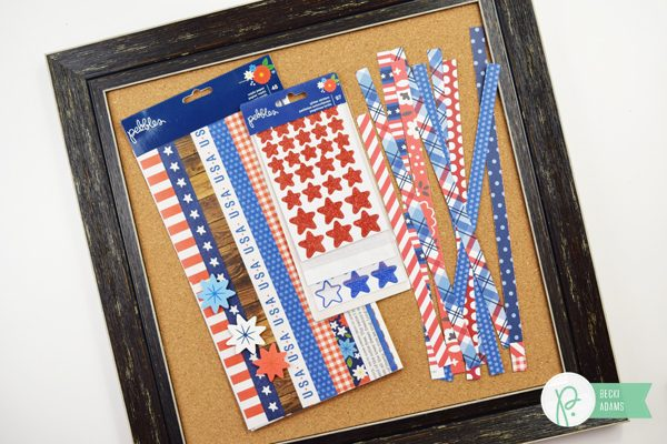 America's Favorite Past Time, a Baseball Layout by @jbckadams for @pebblesinc #scrapbooking #scrapbook #scrapbookingsports