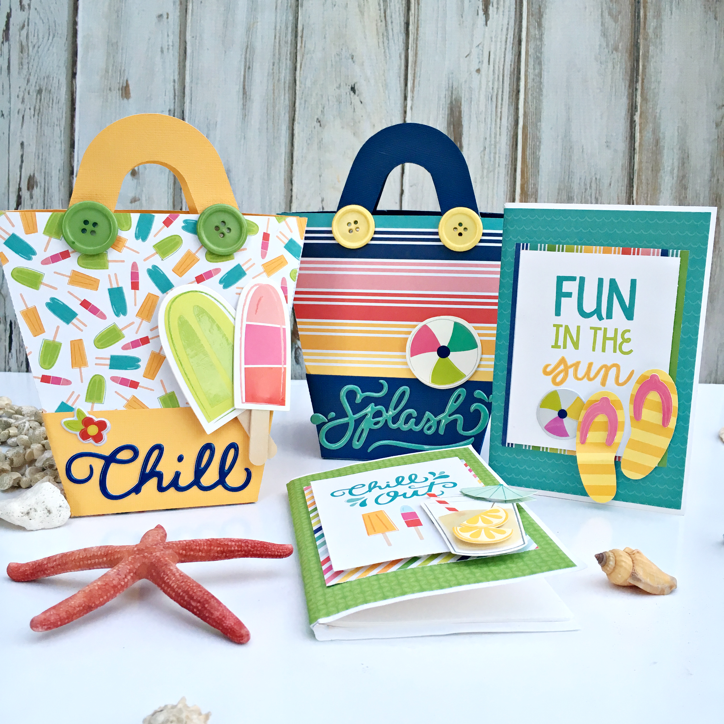 Quick And Easy Summer Gift Ideas