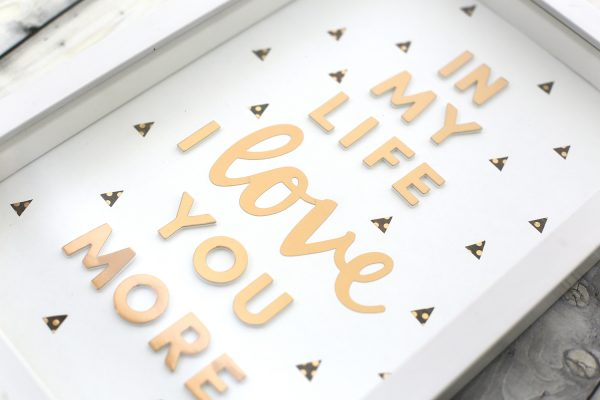 Use alphas and word stickers from the #WarmAndCozy collection by @tatertotsandjello and @pebblesinc to create this lovely wall decor for your child. Tutorial by @evapizarrov #homedecor #pebblesinc