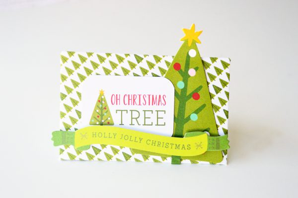 Create your own gift card envelopes with @PebblesInc #hollyjollychristmas as shown by @leanne_allinson