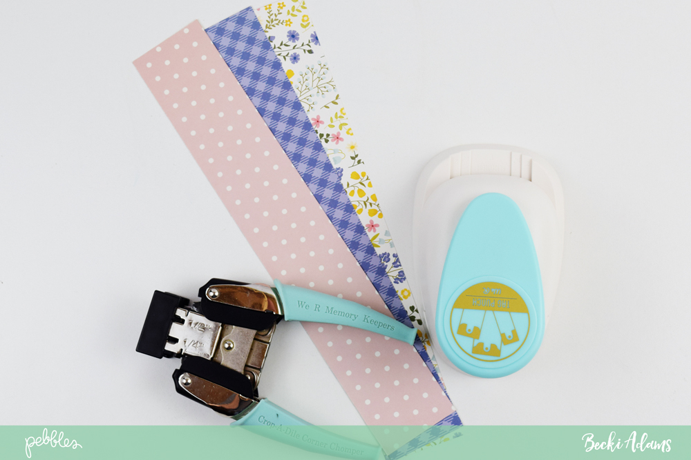 Spring Gifty Tags by @jbckadams for @pebblesinc #madewithpebbles #pebblesinc #gifttags #simplelife