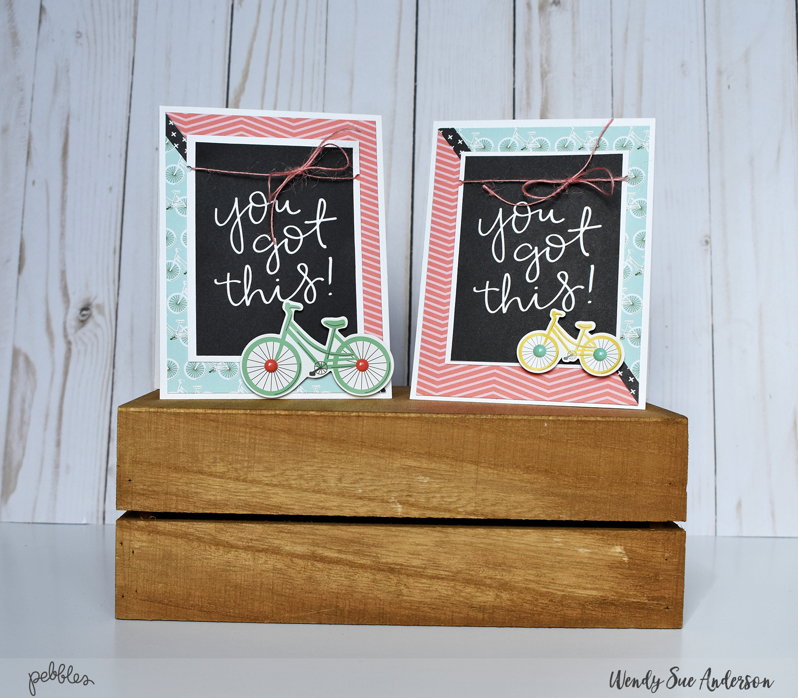 """Back to School"" card tutorial by @WendySueA with the ""Girl Squad"" collection by @PebblesInc."