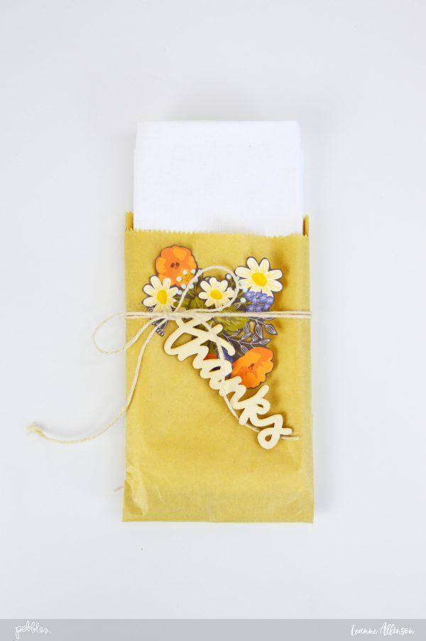 Paper bag Fall Decor ideas