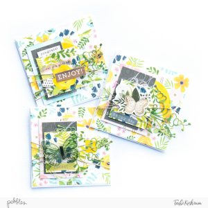 @terhi_koskinen put together this beautiful card for the March 2018 sketch challenge.  Will you join @pebblesinc and create a sample too?
