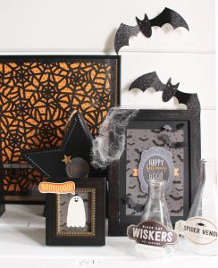 We love having @kimberlystamps with us on the blog today! Look at this darling project she created to show off the Spooky Boo Line!!