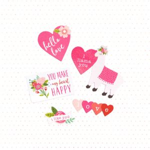 Spread the love with #lovesme from @pebblesinc! Our newest #valentines collection is perfect for all love-themed crafts and projects!