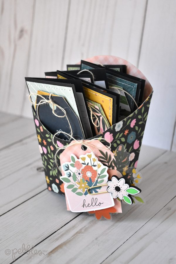 """A Set of Cards Made for Gifting by Wendy Sue Anderson featuring the """"This is Family"""" collection by @PebblesInc."""