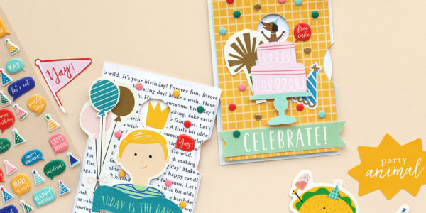 Interactive Birthday Cards
