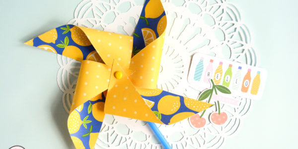 Make Pinwheels With Your Kids